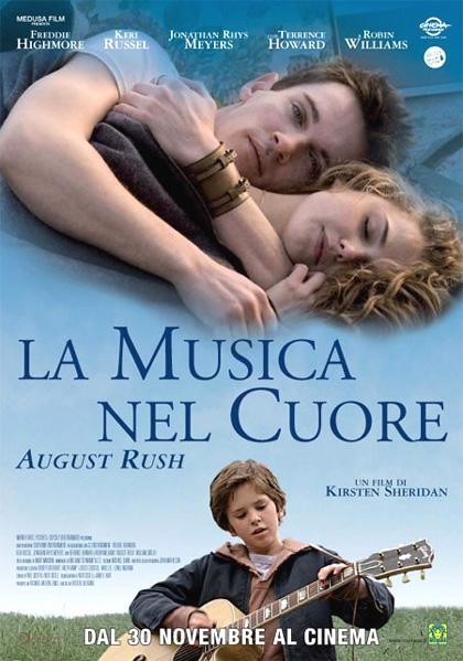 Screening Of La Musica Nel Cuore By Kirsten Sheridan Storie Di Bambini